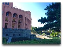 отель Grand Resort Jermuk: Фасад отеля