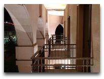 отель Grand Resort Jermuk: Балконы номеров