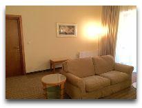 отель Grand Resort Jermuk: Номер президентский