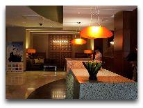 отель Hyatt Place Yerevan: Ресепшен