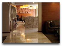 отель Hyatt Place Yerevan: Кафе отеля