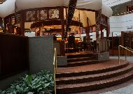 отель Rakhat Palacе: Лобби Бар Юрта