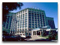 отель Rakhat Palacе: Фасад отеля