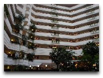 отель Rakhat Palacе: Холл