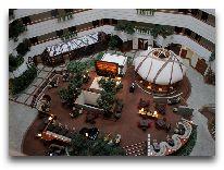 отель Rakhat Palacе: Вид с вверху