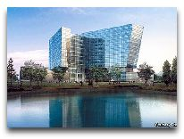 отель Hyatt Regency Dushanbe: Вид на отель