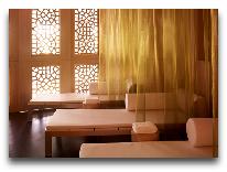 отель Hyatt Regency Dushanbe: Зона отдыха в СПА