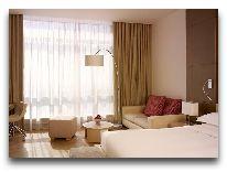 отель Hyatt Regency Dushanbe: Номер Ридженси Сьют Кинг