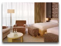 отель Hyatt Regency Dushanbe: Стандартный двухместный номер Кинг TWIN