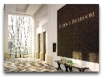 отель Hyatt Regency Dushanbe: Холл перед Бальным залом
