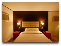 отель Hyatt Regency Kiev: King size bed