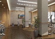 отель Hyatt Regency: Тренажерный зал