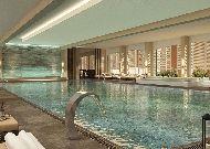 отель Hyatt Regency: Бассейн