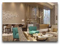 отель Hyatt Regency: Холл отеля