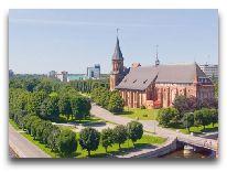 отель Ибис Калининград Центр: Вид на Кафедральный собор
