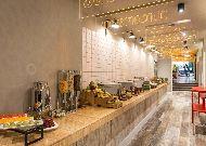 отель Ibis Styles Hotels Tbilisi: Шведский стол
