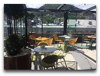 отель Ibis Styles Hotels Tbilisi: Терраса отеля