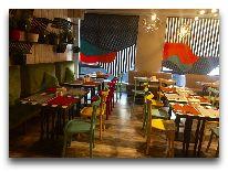 отель Ibis Styles Hotels Tbilisi: Ресторан отеля