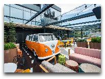 отель Ibis Styles Hotels Tbilisi: Бар City Roof Terrace