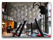 отель Ibis Styles Hotels Tbilisi: Холл отеля