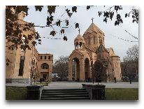отель Ibis Yerevan Centre: Церковь