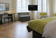 отель Ibsens: Номер junior suite