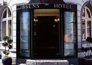 отель Ibsens: Вход в отель