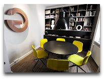 отель Ibsens: Библиотека