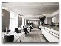 отель Ibsens: Ресторан la rocca