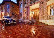 отель Ichan Qala: Вход в виллу Бухара