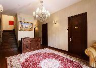 отель Ichan Qala: Самарканд -холл