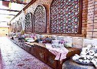 отель Ichan Qala: Территория отеля