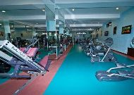 отель Ichan Qala: Фитнес отеля