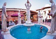 отель Ichan Qala: Фонтаны во дворе