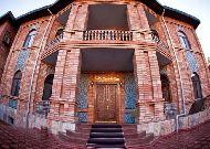 отель Ichan Qala: Вход в виллу Хорезм