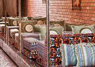 отель Ichan Qala: Веранда отеля