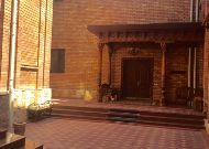 отель Ichan Qala: Внутренний двор отеля