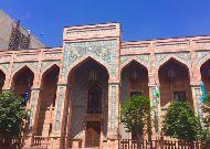 отель Ichan Qala: Фасад отеля