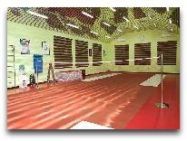 отель Ichan Qala: Теннисный корт