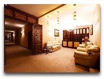 отель Ichan Qala: Хива холл