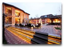 отель Ichan Qala: Ресторан бар - Baqqol