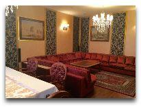 отель Ichan Qala: Комната отдыха виллы Хорезм
