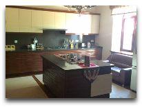 отель Ichan Qala: Кухня виллы Хорезм