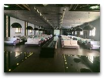 отель Ichan Qala: Ресторан отеля