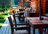 отель IDW Esperanza Resort: Терраса ресторана