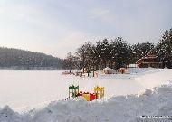 отель IDW Esperanza Resort: Озеро зимой