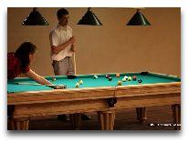 отель IDW Esperanza Resort: Бильярд