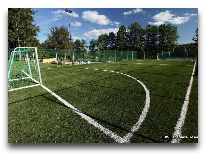 отель IDW Esperanza Resort: Мини-футбольное поле