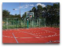 отель IDW Esperanza Resort: Баскетбольная площадка