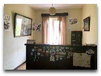 отель Stepantsminda Hotel Kazbegi: Ресепшен
